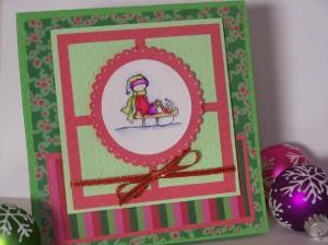 tarjetas de navidad originales hechas a mano regalo y fiesta